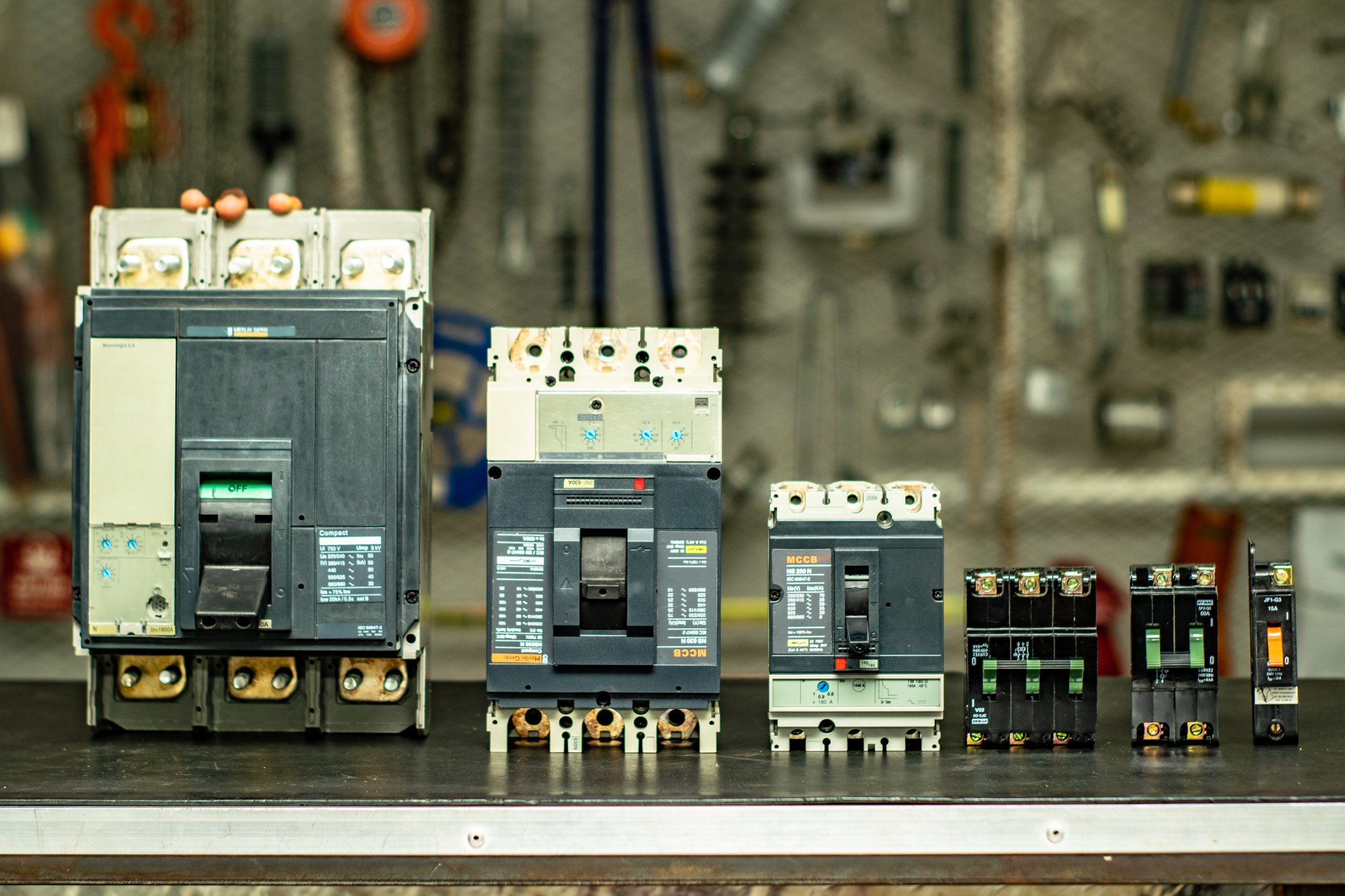 Power transmission and distribution equipment